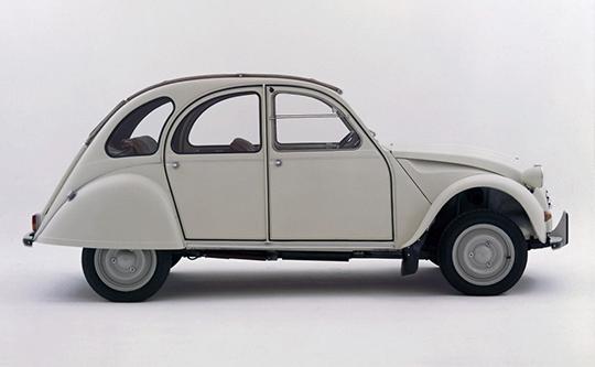 100 años de confort de Citroën a través de sus coches clásicos y modernos