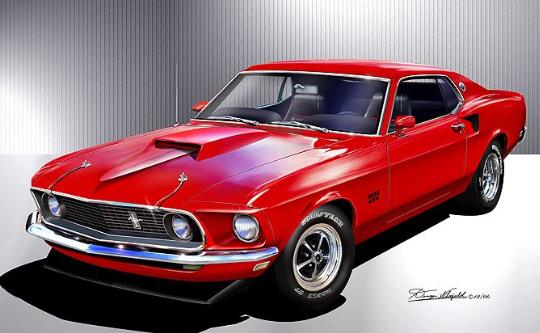 Vendido el Ford Mustang Bullitt original por 3,4 millones de dólares